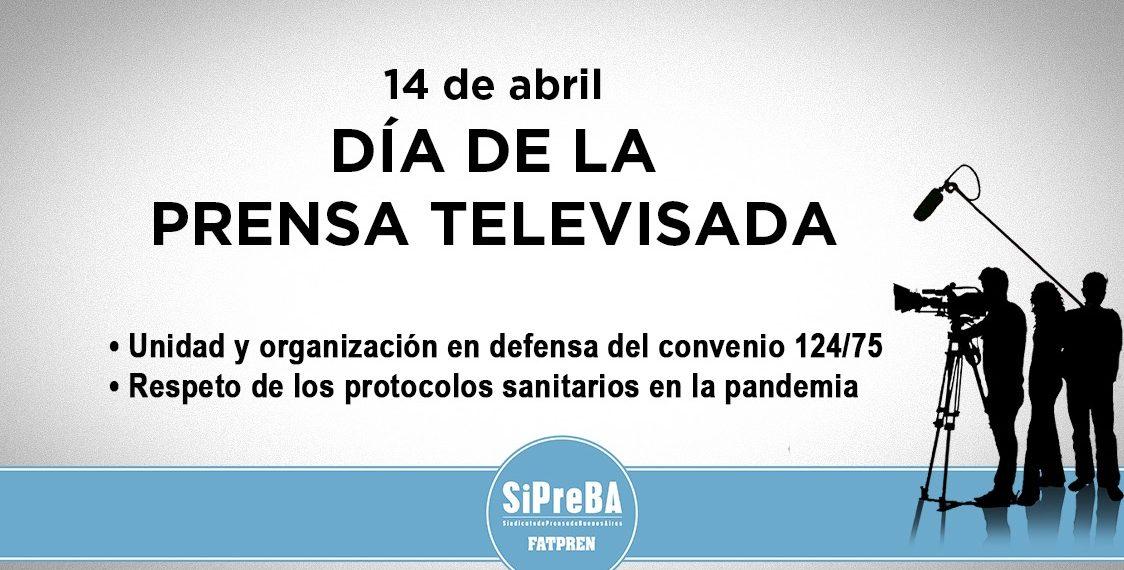 14 de abril: día de la prensa televisada