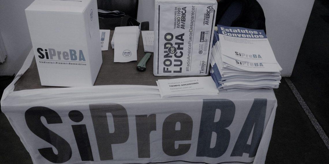 Se oficializó la lista Unidad Pluricolor rumbo a las Elecciones SiPreBA 2021