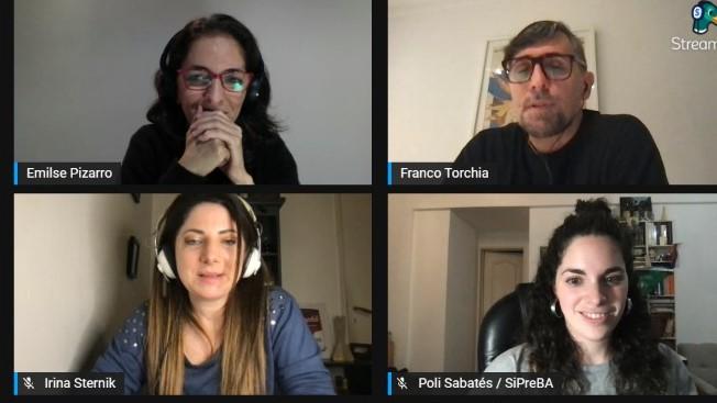 Ganadoras del Concurso Nuevas Narrativas SiPreBA – Edición Podcast
